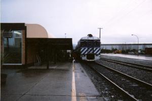 BC-31 at North Vancouver BC